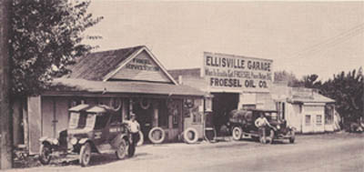 Original Froesel Office circa 1933